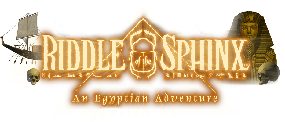 Riddle of the Sphinx — Epic Egyptian Adventure Game